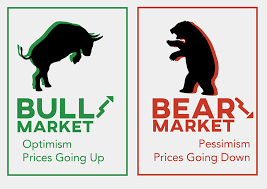 About  A BULL AND BEAR MARKET