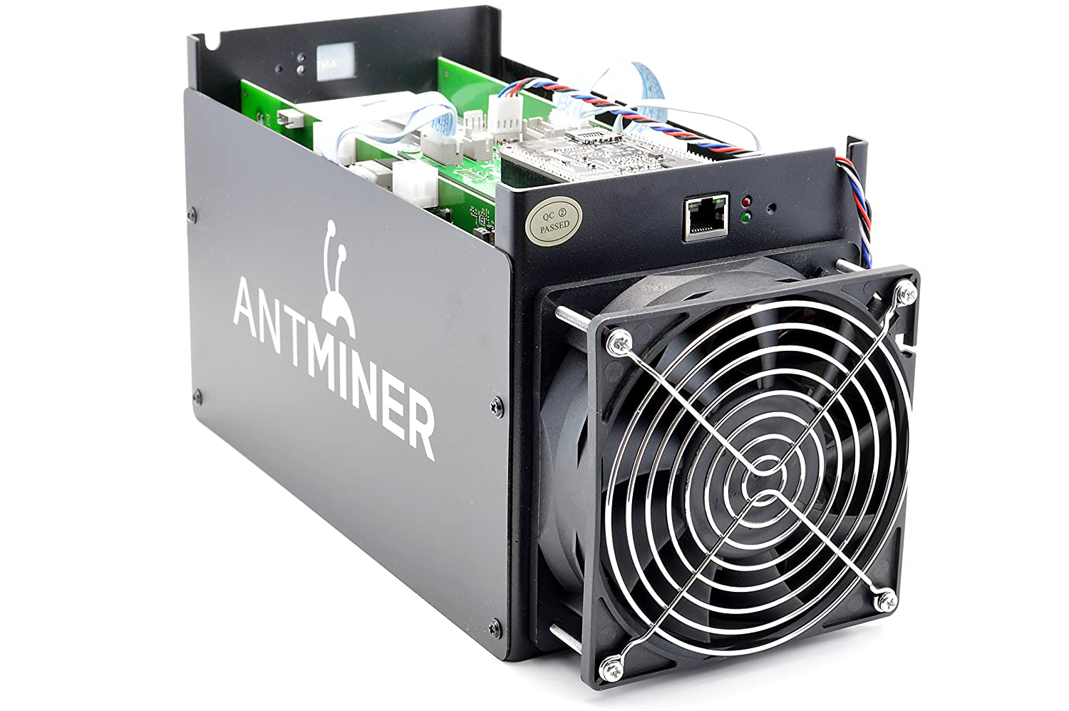 Top Bitcoin mining hardware created in recent years