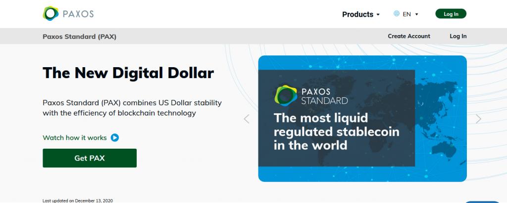 PAXOS Review, PAXOS Platform
