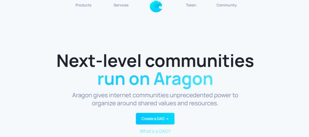 Aragon Review, Aragon Company