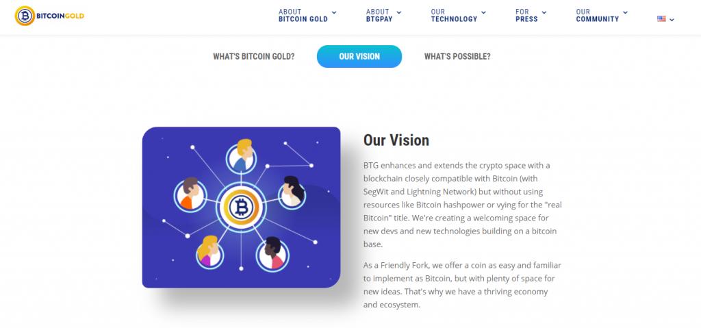 Bitcoin Gold Review, Bitcoin Gold Vision