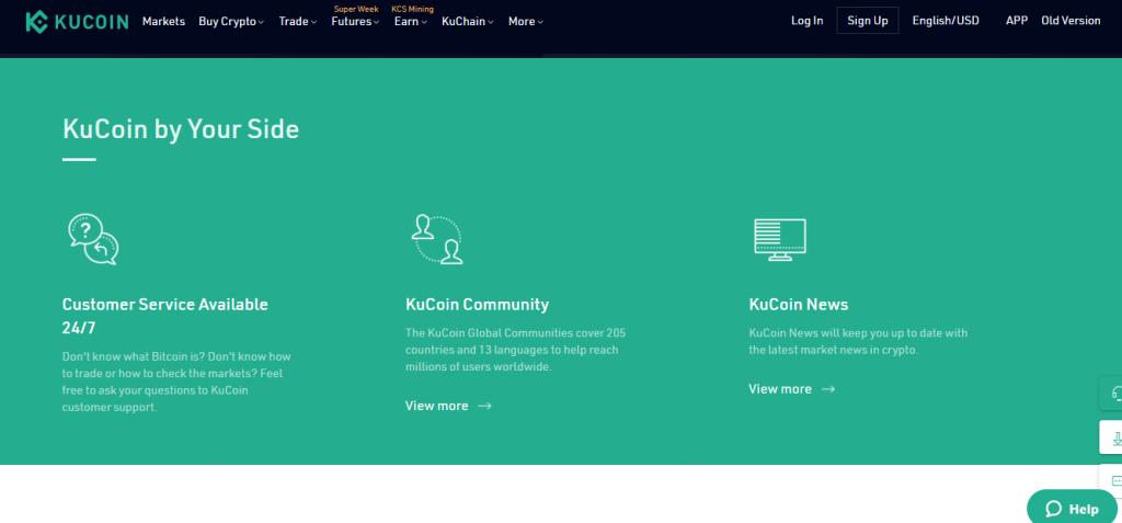 KuCoin Review, KuCoin Company