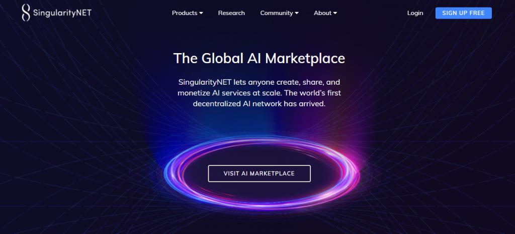 SingularityNet Review, SingularityNet Company