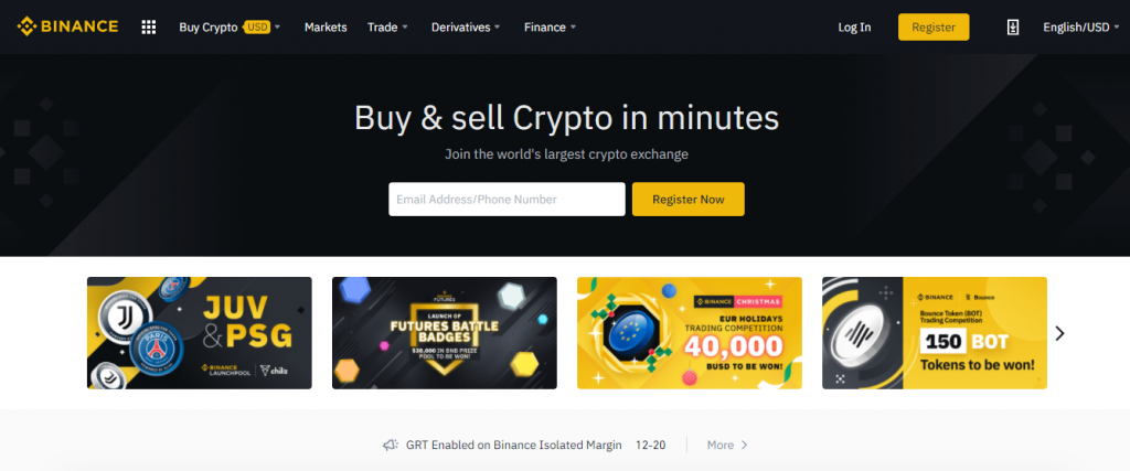 Binance Cash Review, Bitcoin Cash Company