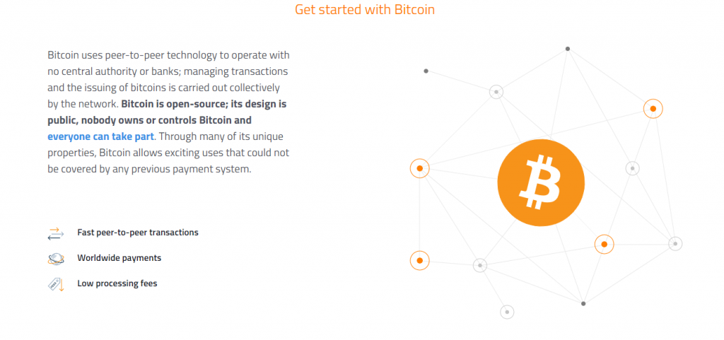 Bitcoin Review, Bitcoin Usage