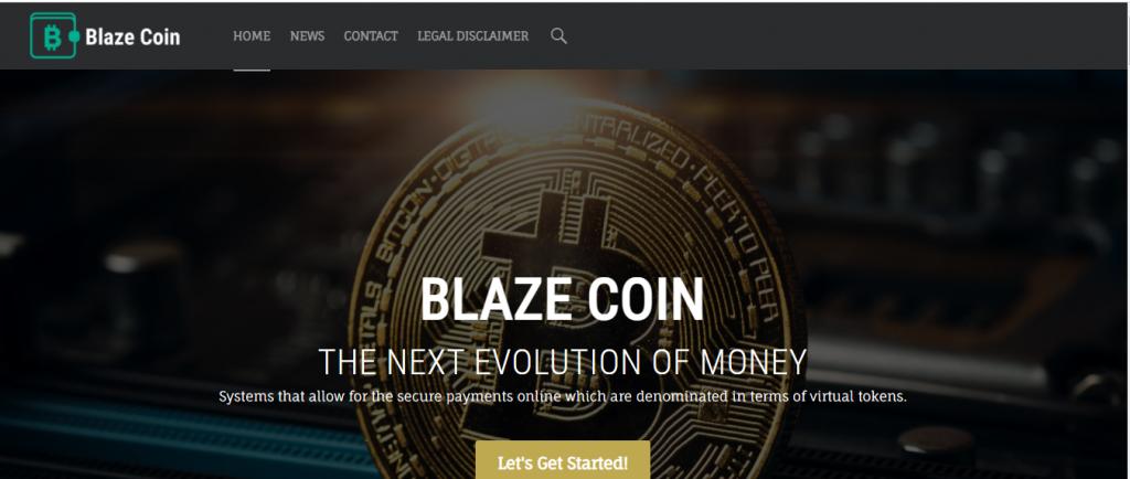 BlazeCoin Review, BlazeCoin Company