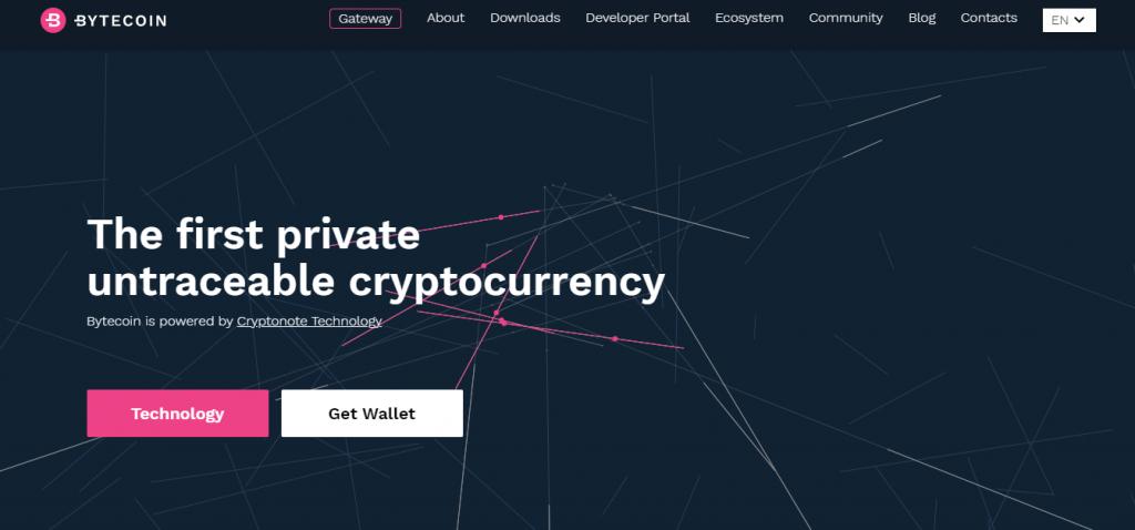 Bytecoin Review, Bytecoin Platform