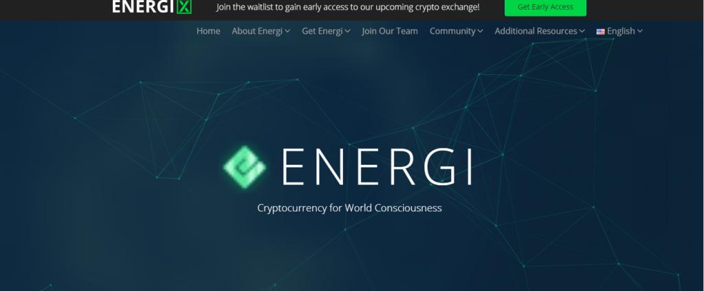Energi Review, Energi Company