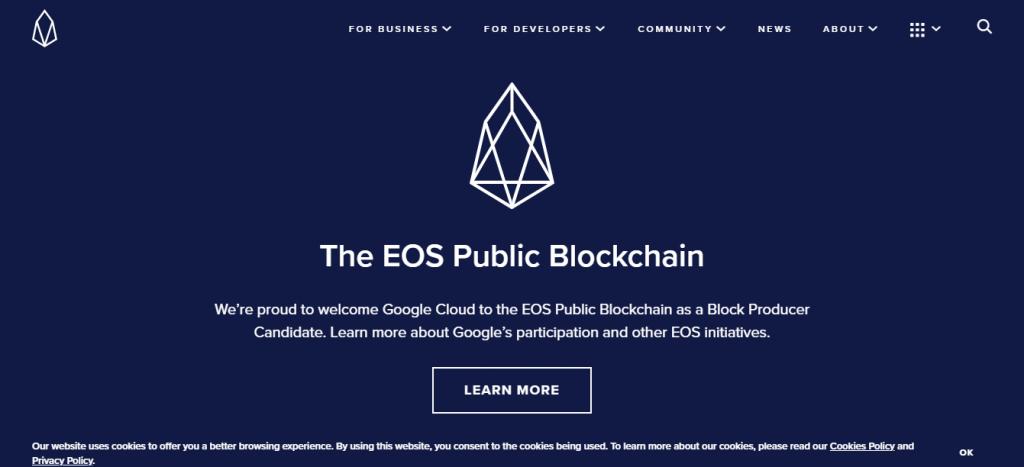 EOS Review, EOS Platform