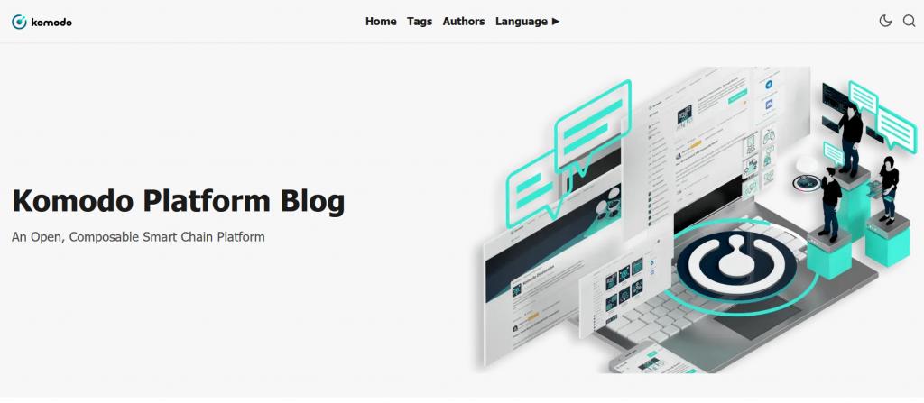 Komodo Review, Komodo Platform