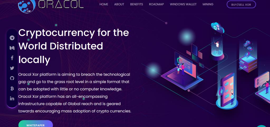 Oracol XOR Review, Oracol XOR Platform