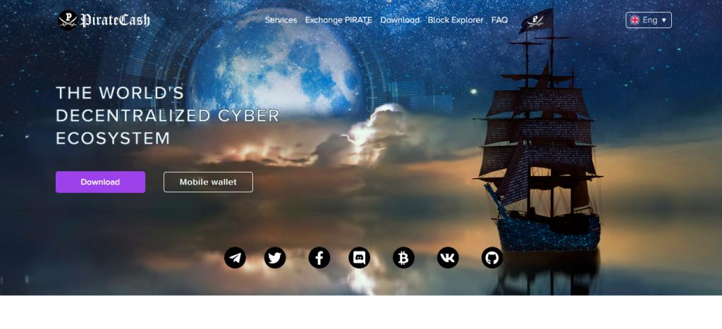 pirateChain Review, PirateChain Platform