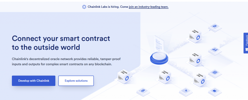 ChainLink Review, ChainLink Platform