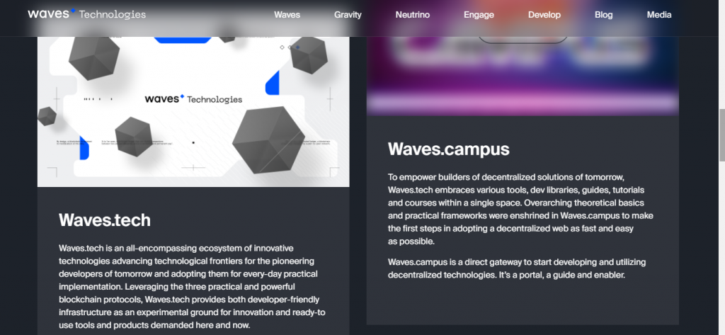 Waves Review, Waves Technology