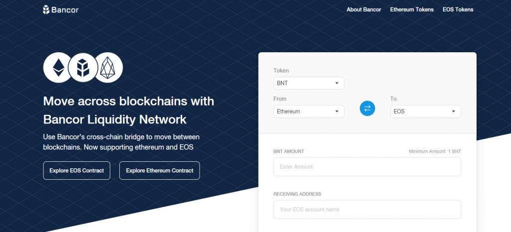 Bancor Network Review, Bancor Network Company