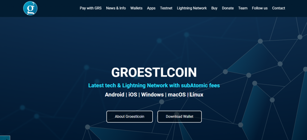 Groestlcoin Review, Groestlcoin Company