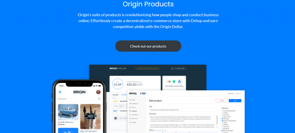 Origin Protocol Review, Origin Protocol Features