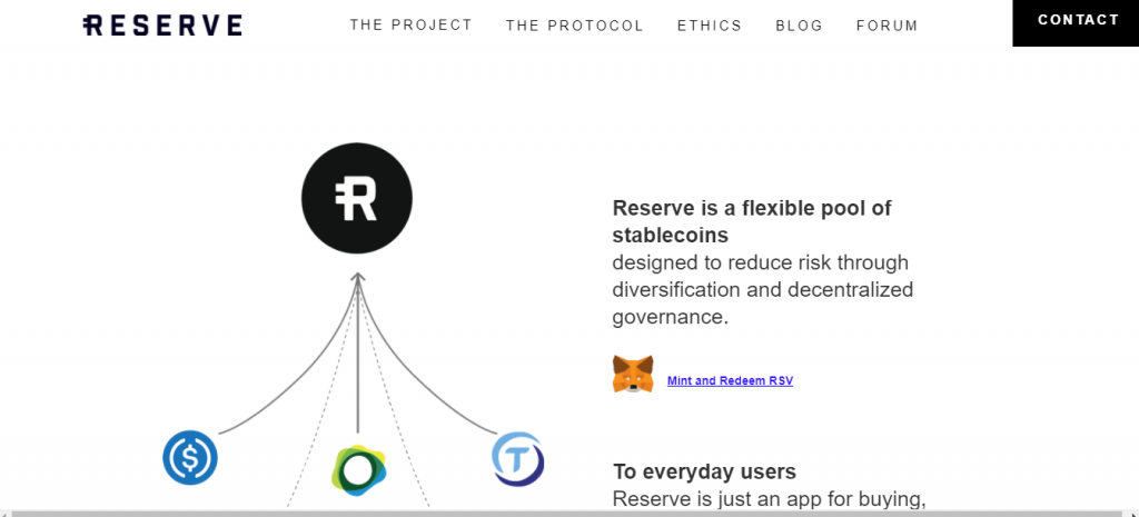 Reserve Rights Review, Reserve Rights Company