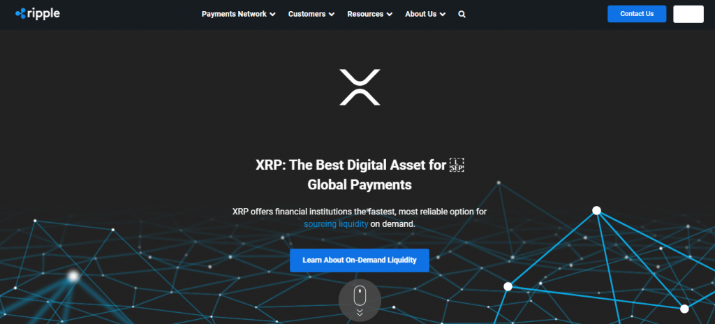 XRP Review, XRP Company
