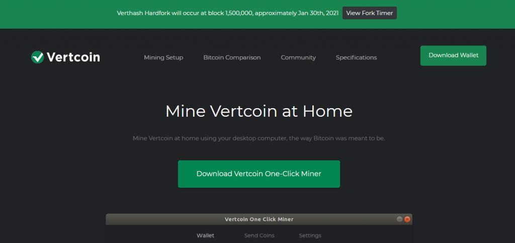 Vertcoin Review, Vertcoin Company