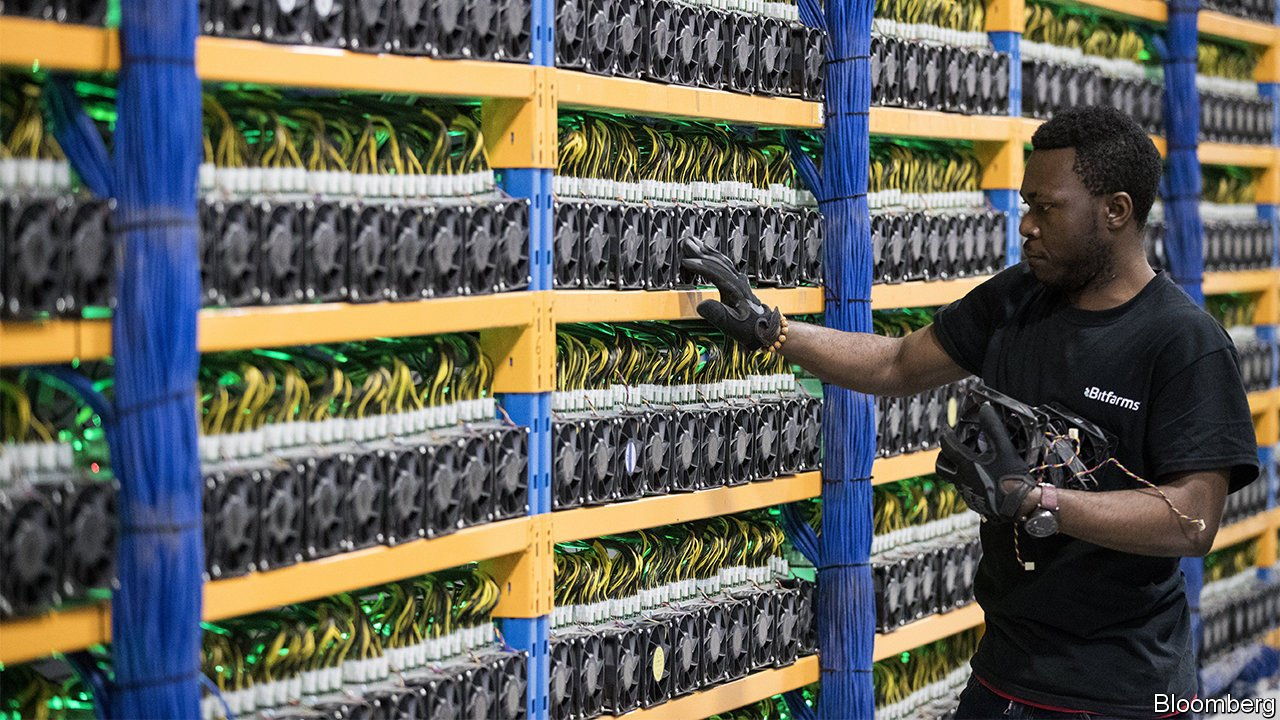 Why does bitcoin use so much energy?