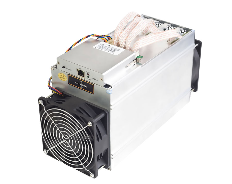 BITMAIN ANTMINER L3+SCRYPT 580MH/s Review and Profitability Calculation estimate Image