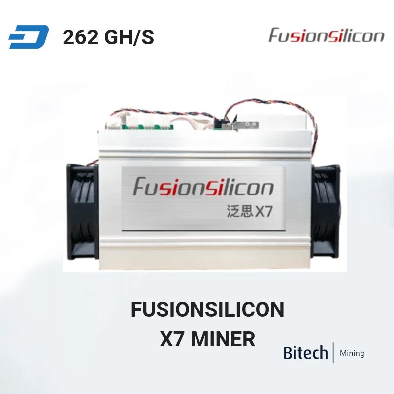 FusionSilicon X7 Image