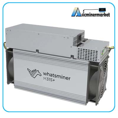MICROBT WHATSMINER M31S 80TH/S 42W Review and Profitability Calculation Estimate Image